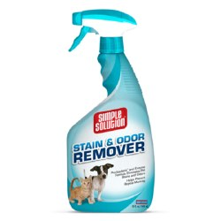 Simple Solution Stain and Odor Remover Spray - 32 oz