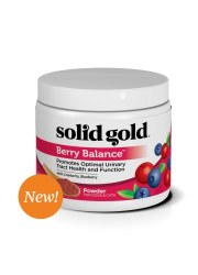 Solid Gold - Berry Balance - Nutritional Supplement - 3.5 oz