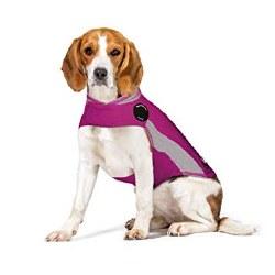 ThunderWorks - ThunderShirt Anixety Jacket - Pink Polo - Medium