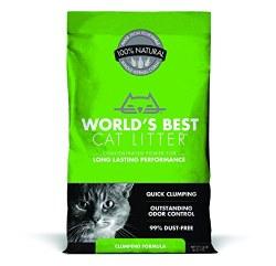 World's Best - Clumping Cat Litter - Original - 14lb