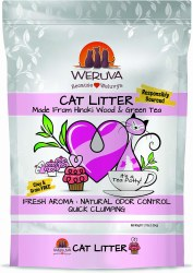 Weruva - It's a Tea Potty! Cat Litter - 6.7 lb