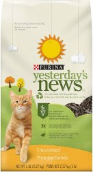 Yesterday's News Original Texture Cat Litter - 15lb