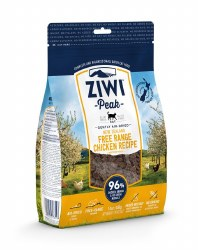 Ziwi Peak - New Zealand Free Range Chicken Recipe - Air Dried Cat Food - 14 oz