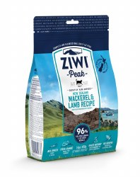 Ziwi Peak - New Zealand Mackerel & Lamb Recipe - Air Dried Cat Food - 14 oz