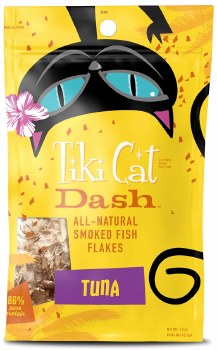 Tiki Cat Dash - Tuna - Cat Treats - 1.5 oz