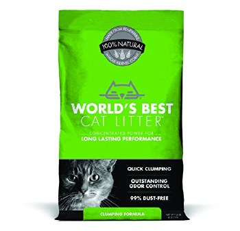 World's Best - Clumping Cat Litter - Original - 14lb