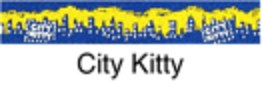 Beastie Bands - Cat Collar - City Kitty