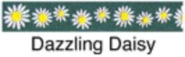 Beastie Bands - Cat Collar - Dazzling Daisy
