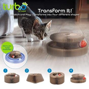 "Bergan - Cat Scratcher - Turbo Transform It - Track 10"""