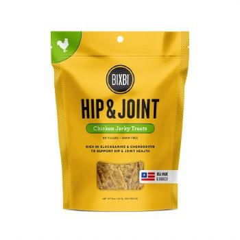 Bixbi Hip and Joint - Chicken Jerky - Dog Treats - 5 oz
