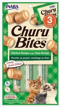 Inaba - Ciao Churu Bites - Cat Treats - Tuna - 3 pack