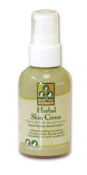 EcoPure - Herbal Skin Creme - 2 oz
