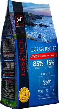 Essence - Limited Ingredient Recipe Ocean - Dry Dog Food - 25 lbs