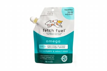 Presidio - Fetch Fuel - Omega - Skin and Coat Supplement