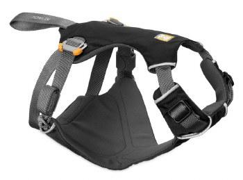 Ruffwear - Load Up Car Harness - Black - Small