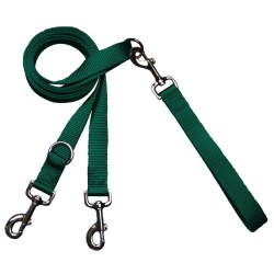 2 Hounds - Euro Leash - Kelly Green
