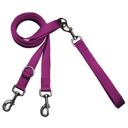 2 Hounds - Euro Leash - Raspberry