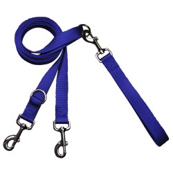 2 Hounds - Euro Leash - Royal Blue