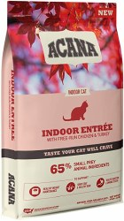 Acana - Indoor Entree - Dry Cat Food - 4 lb