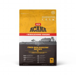 Acana - Free-Run Poultry + Wholesome Grains - Dry Dog Food - 4 lbs