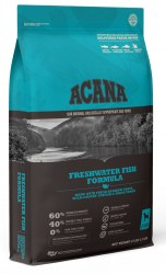 Acana Heritage - Freshwater Fish - Dry Dog Food - 25 lb