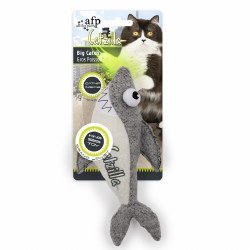 All For Paws - Cat Toy - Catzilla - Big Catch
