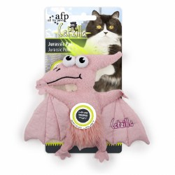 All For Paws - Cat Toy - Catzilla - Jurassic Pal