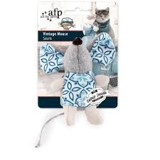 All For Paws - Cat Toy - Vintage - Mouse