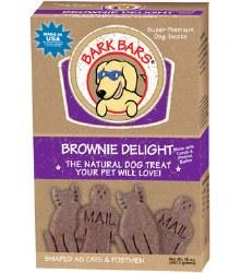 Bark Bars - Dog Treats - Brownie Delight - 12 oz