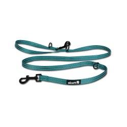 Alcott - Adjustable Leash - Blue - Medium