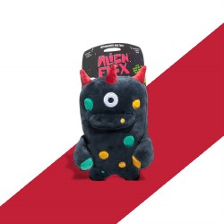 Alien Flex - Plush Dog Toy - Ghim