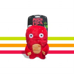 Alien Flex - Plush Dog Toy - Stixx