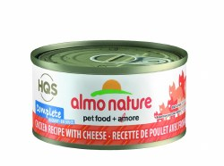 Almo Nature - Chicken with Cheese in Gravy - Canned Cat Food - 2.47 oz