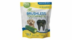 Ark Naturals - Breath-Less Brushless Toothpaste - M/L - 18 oz