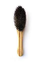 Bass - Boar Oval Brush - Medium - A-14