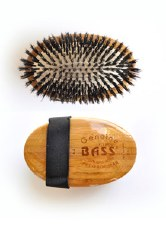 Bass - Boar Palm Style Brush - A-2