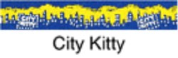 Beastie Bands - Cat Collar - City Kitty