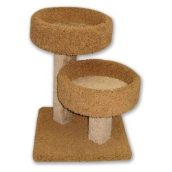 Beatrise - Cat Furniture - Double Stacker Cat