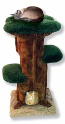 Beatrise - Cat Furniture - Kitty Oak Tree
