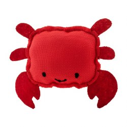 Beco Pets - Cat Toy - Recycled Catnip Toy - Crab