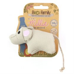 Beco Pets - Catnip Toy - Millie the Mouse