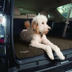 Bergan - Auto Cargo Floor Protector - Mole Brown