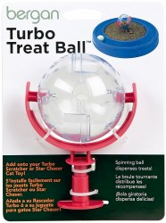 Bergan - Cat Toy - Spinning Treat Ball