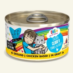 BFF OMG - Cloud 9 with Chicken - Canned Cat Food - 2.8 oz