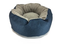 Big Shrimpy - Catalina Plush Bed - Pacific - Medium