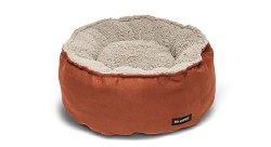 Big Shrimpy - Catalina Plush Bed - Paprika - Small