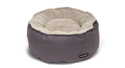Big Shrimpy - Catalina Plush Bed - Plum - Small