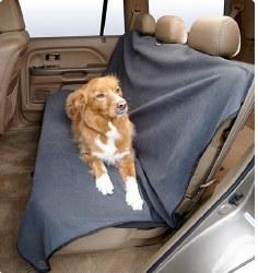 Big Shrimpy - Versa Car Seat Cover - Grey and Black