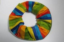 Birdsbesafe - Cat Collar Cover - Rainbow