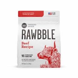 Bixbi Rawbble - Freeze Dried - Beef - Dog Food - 12 oz